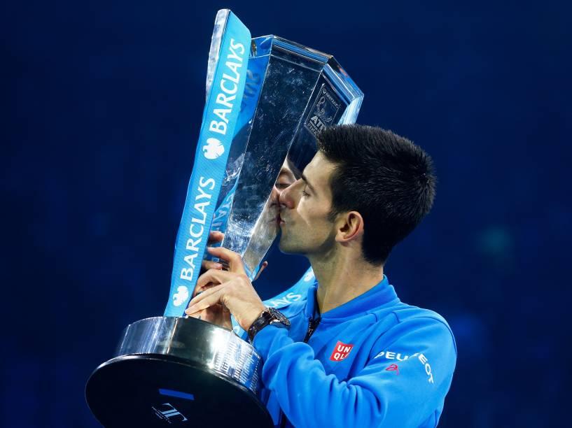 Novak Djokovic quarto título na Austrália e cheque de mais de 5 milhões de reais