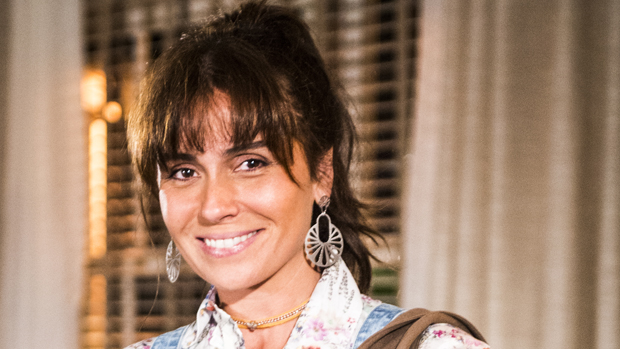 Clara (Giovanna Antonelli) na novela Em Família