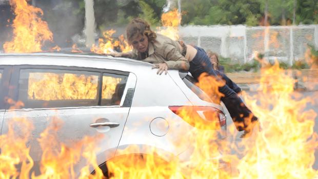 Heloisa (Giovanna Antonelli) na novela Salve Jorge