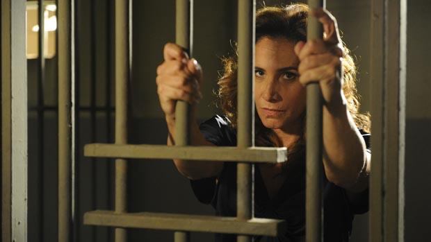 Wanda (Totia Meirelles) na novela Salve Jorge