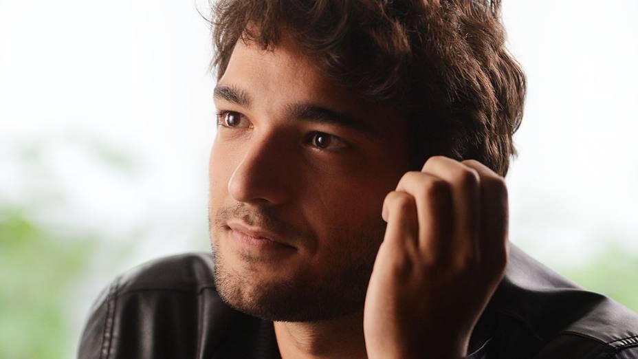 Fabinho (Humberto Carrão) na novela Sangue Bom