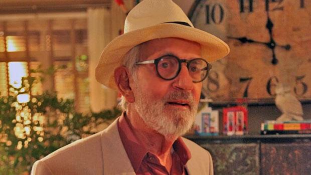Paulo José enfrenta o Mal de Parkinson há vinte anos, assim como seu personagem em Em Família, Benjamin