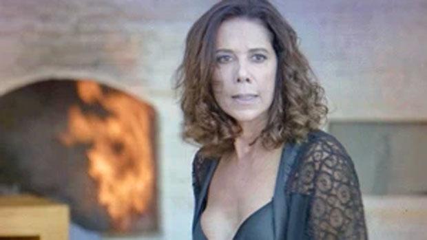 Angela Vieira é a vilã Branca em Em Família