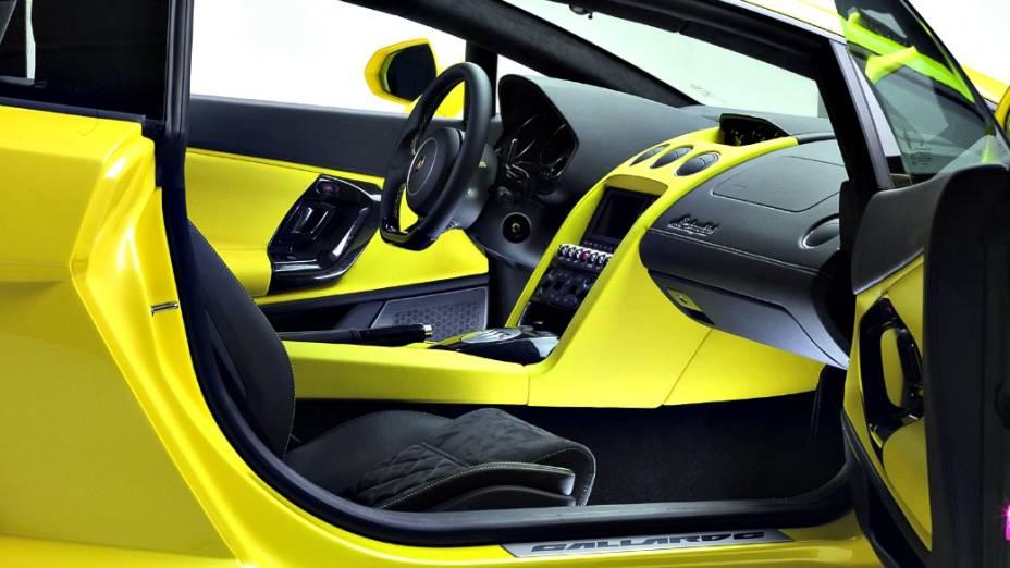 Lamborghini Gallardo chega ao fim da linha