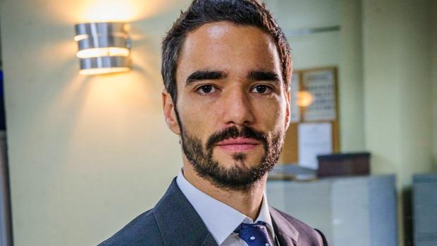 O ator Caio Blat, como José Pedro, na novela Império