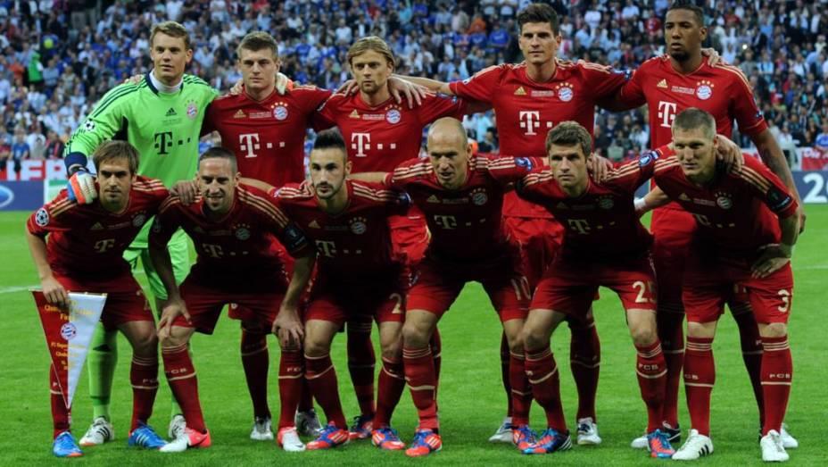 O Bayern de Monique venceu o Real Madrid nas semifinais