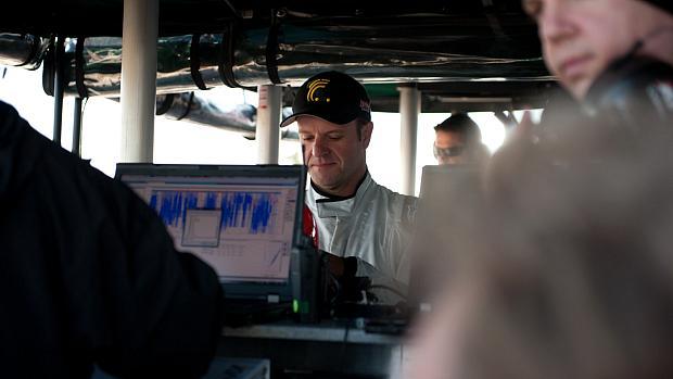 O brasileiro Rubens Barrichello em testes com o carro da KV Racing em janeiro<br><br> O brasileiro Rubens Barrichello testa nesta segunda e terça-feira o carro da KV Racing, equipe do seu amigo Tony Kanaan, na Fórmula Indy