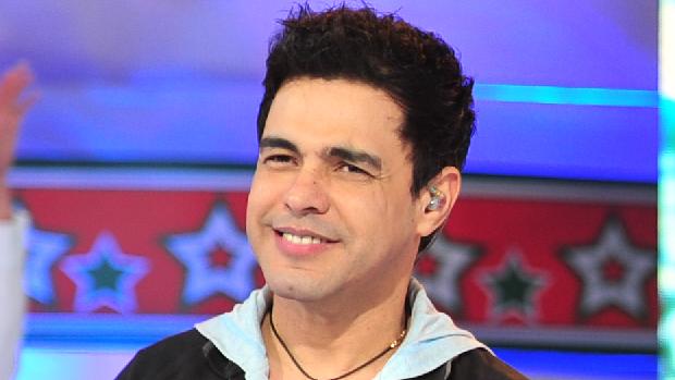 O cantor Zezé Di Camargo