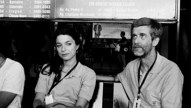 Cena de O Homem das Multidões, dos diretores Cao Guimarães e Marcelo Gomes
