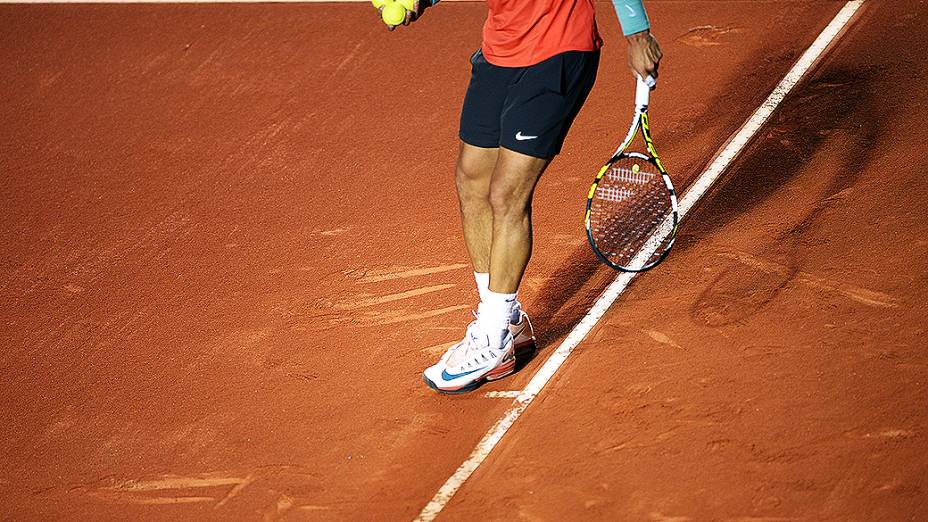 Rafael Nadal no Rio Open 2014