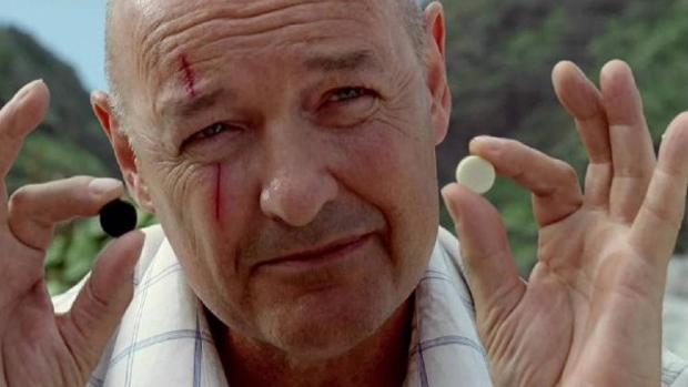 O personagem Locke (Terry OQuinn), em 'Lost'