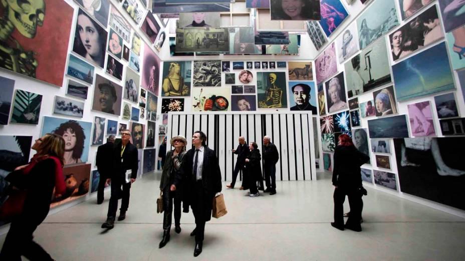 """Obra """"Limited Art Project"""", do artista Yan Lei, na exposição """"dOCUMENTA (13)"""" em Kassel, Alemanha"""