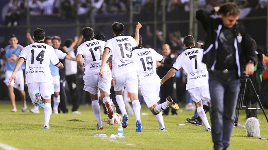 Olímpia e Atlético-MG decidem a final da Libertadores na primeira partida da Final