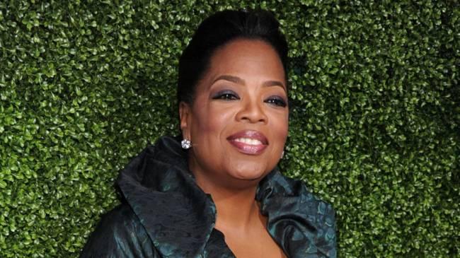 "A apresentadora Oprah Winfrey durante o evento ""Oprah Winfrey Network's 2011"" - 06/01/2011"