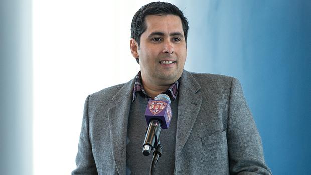 Flávio Augusto da Silva, proprietário do Orlando City