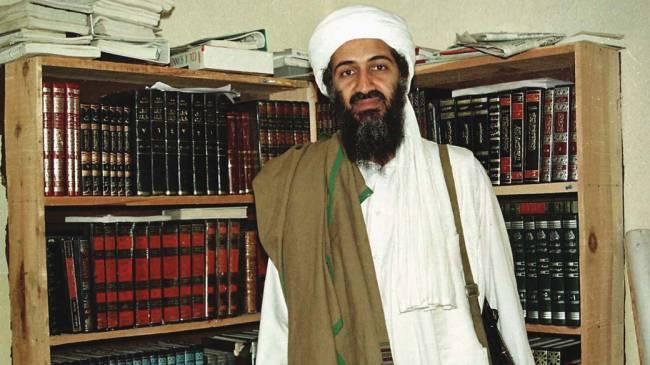 Osama Bin Laden no Afeganistão