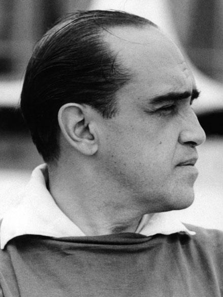 1967 - O arquiteto Oscar Niemeyer na cidade do Rio de Janeiro
