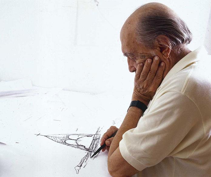 2001 - Oscar Niemeyer