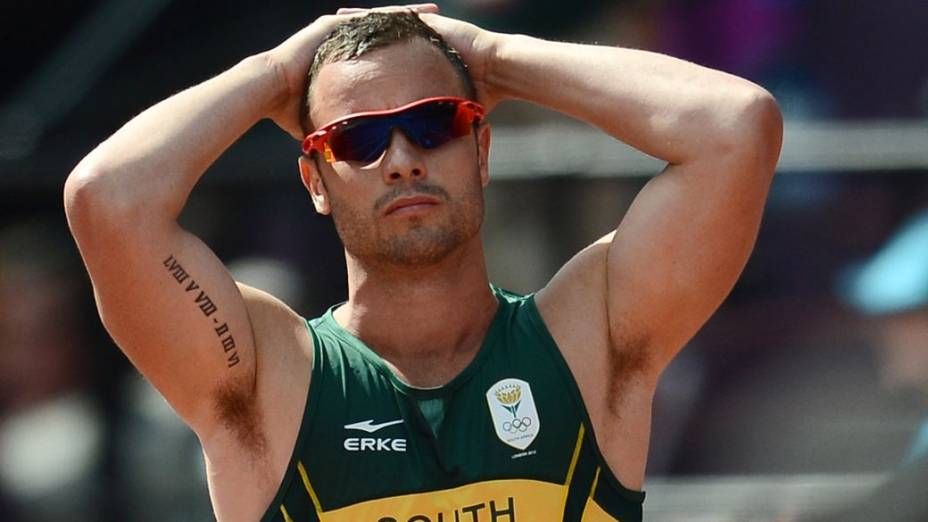 Oscar Pistorius na Olimpíada de Londres-2012