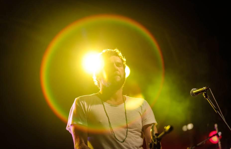 Show do cantor Otto no Palco Rio Branco