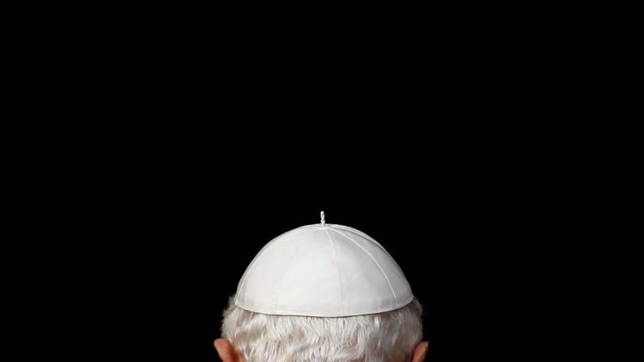 Papa Bento XVI em visita à Inglaterra, a primeira de um pontífice em 28 anos