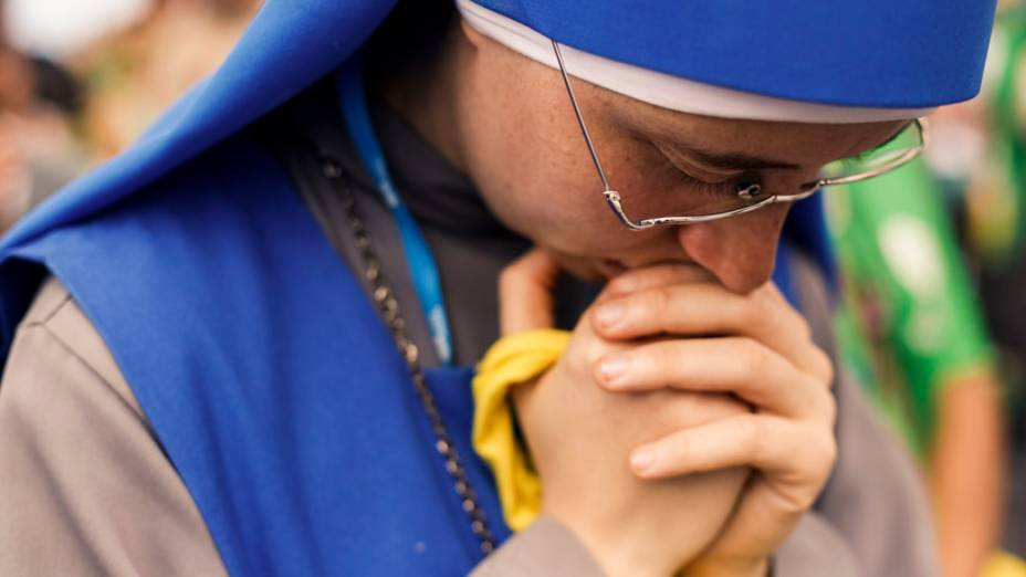Papa Francisco celebrou missa na praia de Copacabana, em 28/07/2013