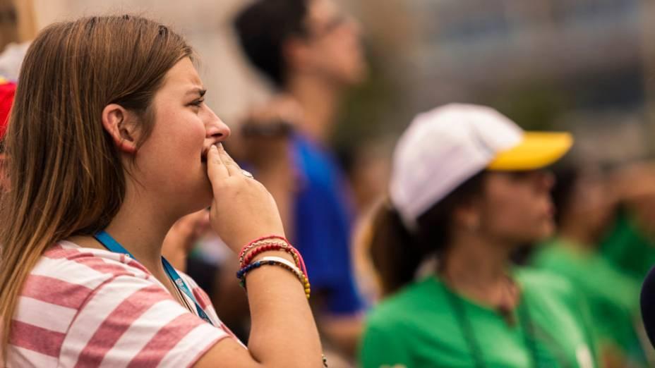 Último dia da Jornada Mundial da Juventude, no Rio de Janeiro