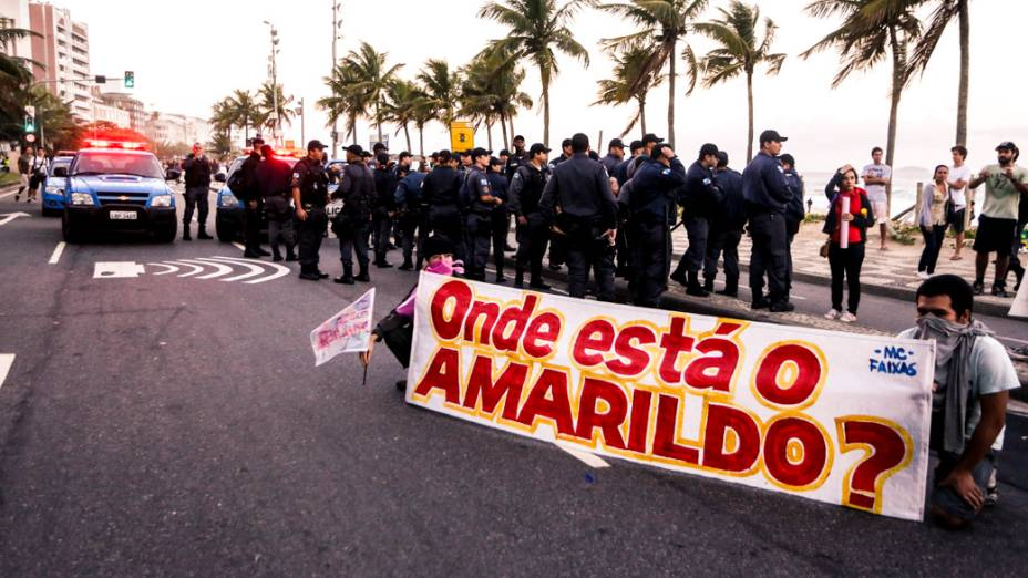 Marcha das Vadias organizado pela Associação de Mulheres Brasileiras (AMB), em protesto contra a opressão e controle da sexualidade das mulheres