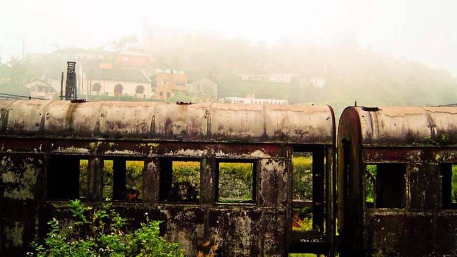 Paranabiacaba, distrito de Santo André, em São Paulo, abrigou o centro de controle operacional da companhia inglesa de trens São Paulo Railway