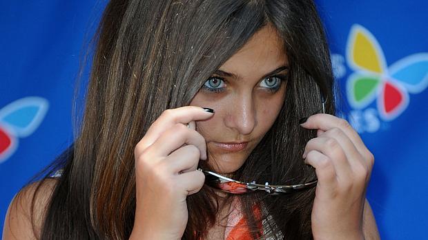 Paris Jackson: a filha de Michael será atriz