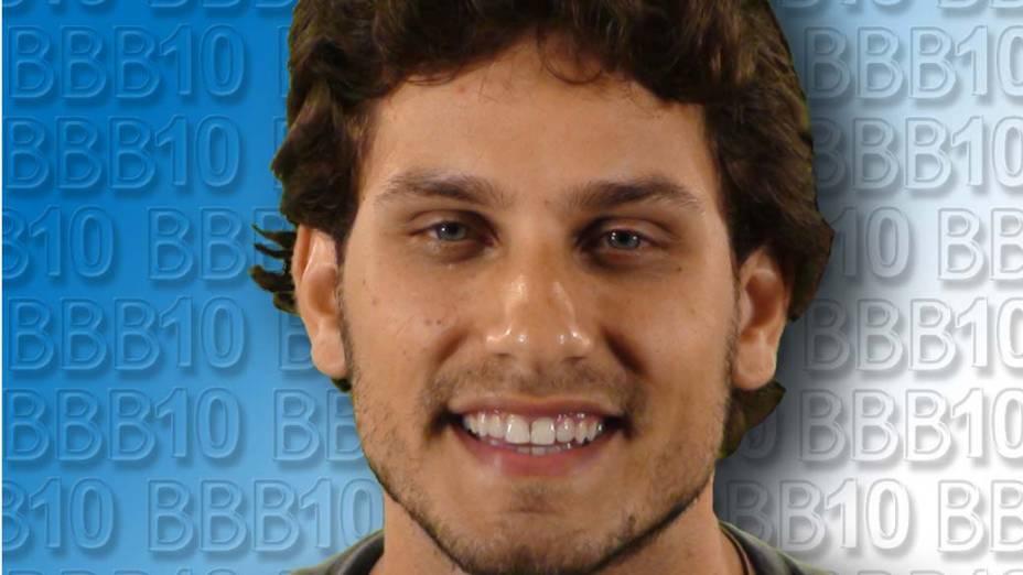 Eliéser participante do BBB10