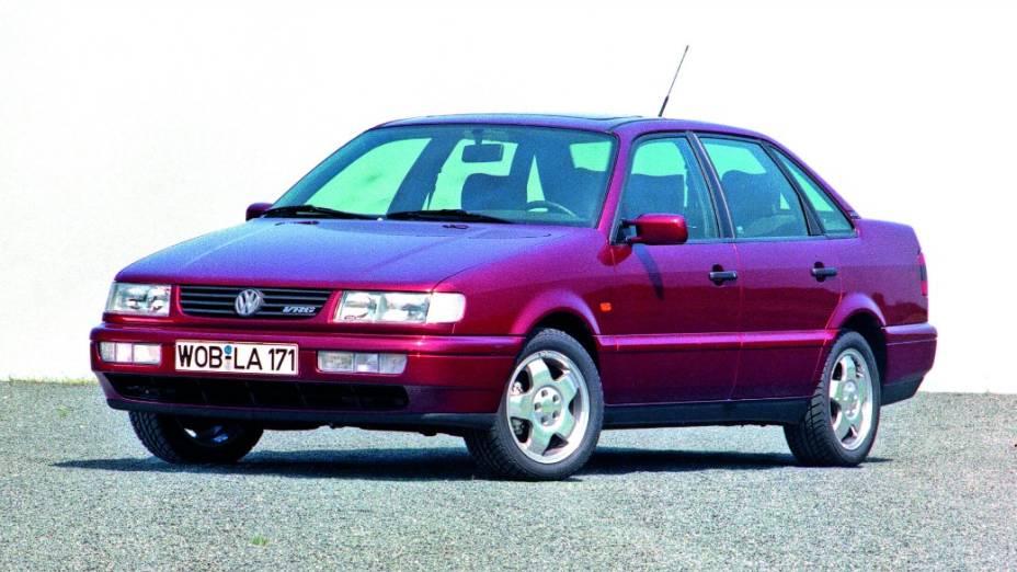 A versão esportiva da quarta geração VR6 chegou ao Brasil em 1994 vinda da Alemanha com motor 2.9 l, com 184 cv