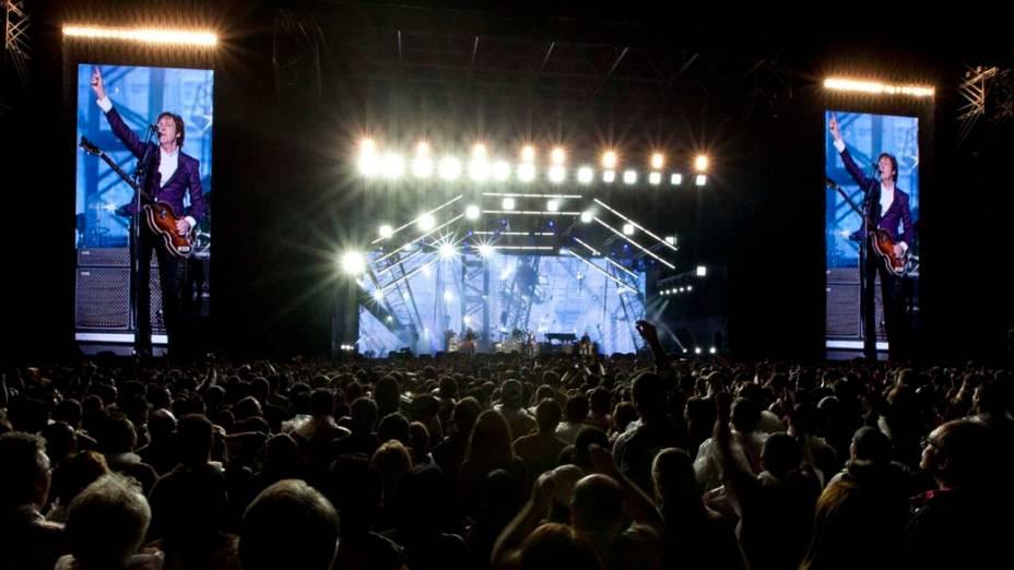 Segundo show de Paul McCartney em São Paulo – 22/11/2010