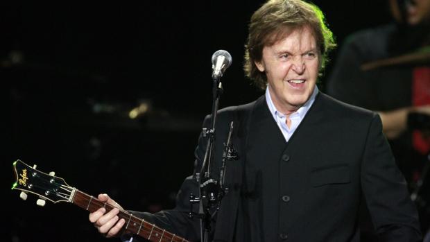 Paul McCartney na Turne On The Run no Estádio do Arruda no Recife