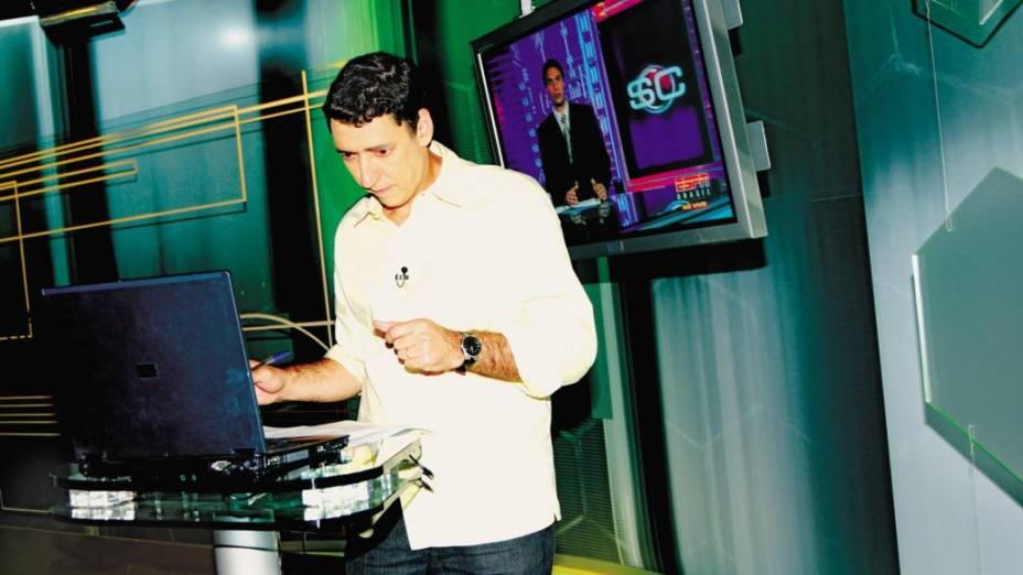 Paulo Vinicius Coelho, comentarista dos canais ESPN