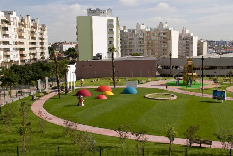 Parque da Turma da Mônica em Portugal