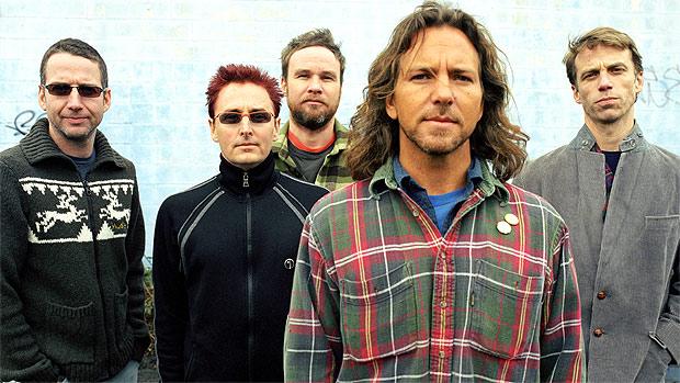 A banda grunge Pearl Jam