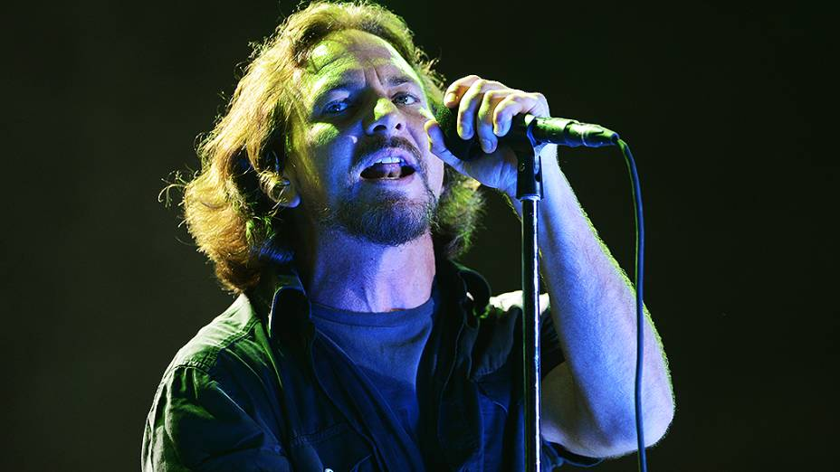 Lollapalooza encerra shows com Pearl Jam