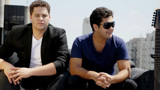 A dupla Pedro & Thiago