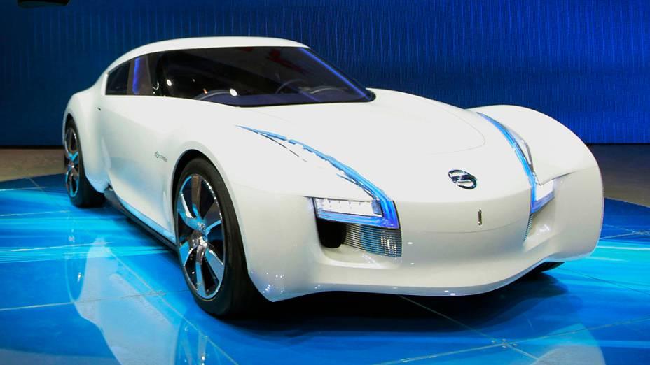 Esflow, da Nissan: esportivo elétrico, promete aceleração de 0 a 100 km/h em menos de 5 segundos e autonomia de 240 km