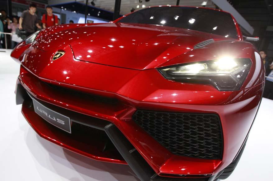 SUV Lamborghini Urus: motor de 5.2 litros, V10, aspirado. E a plataforma usada será a mesma do Audi Q7, VW Touareg e Porsche Cayenne