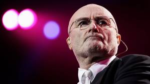 Phil Collins, 60, se ressente das críticas (620)