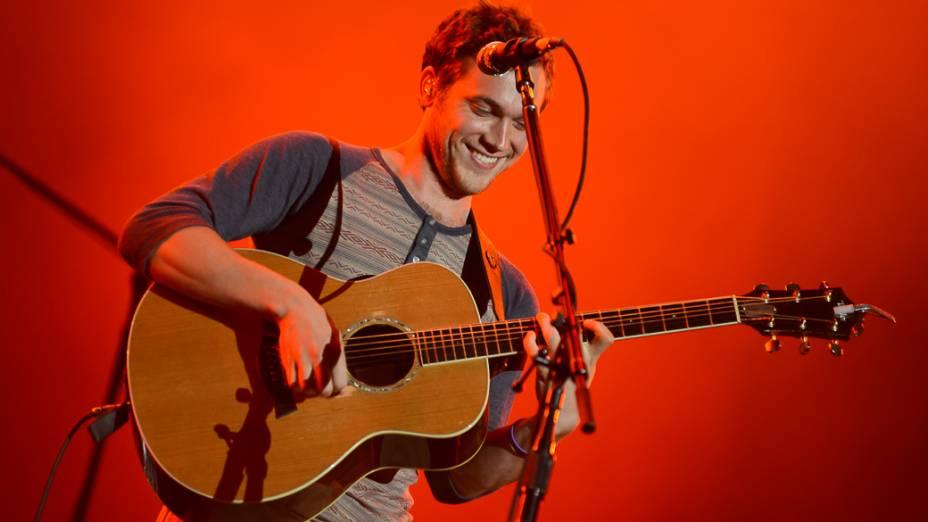 Show de Phillip Phillips no Rock in Rio 2013