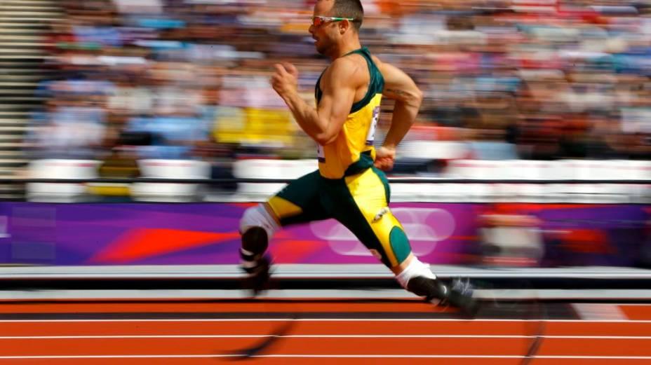 Oscar Pistorius estreia na Olimpíada: vaga nas semifinais dos 400 metros