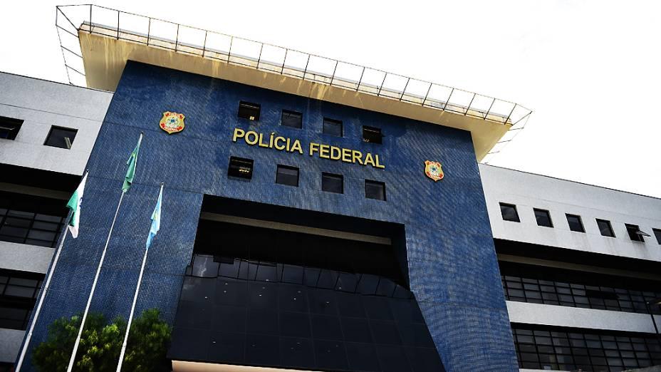 Polícia Federal de Curitiba