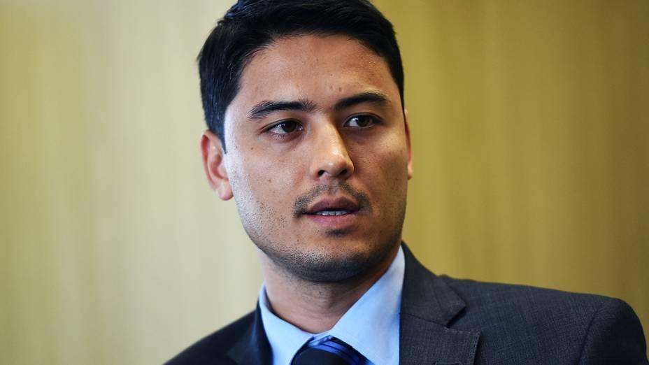 Felipe Hayashi, um dos delegados à frente dos inquéritos da operação Lava Jato