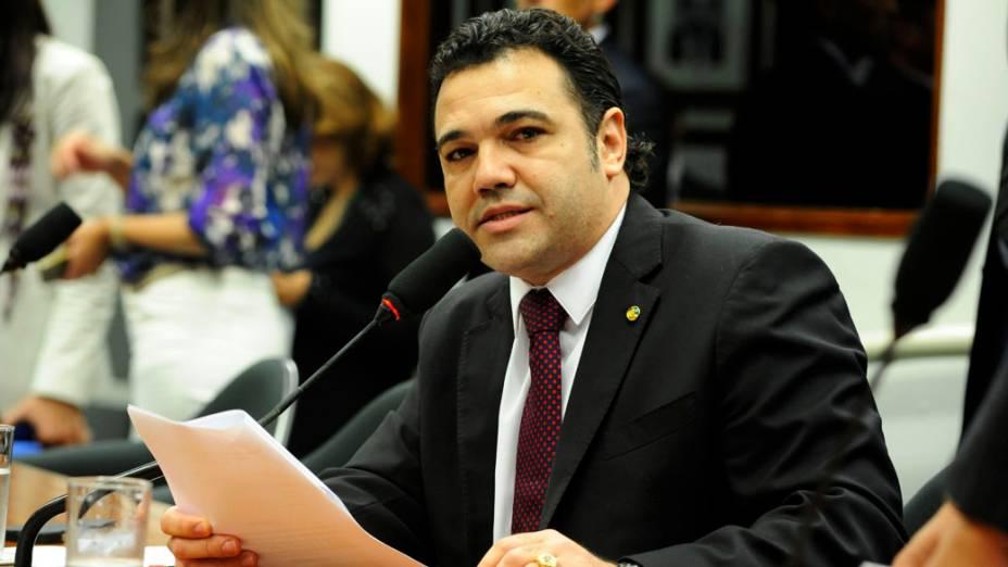 Deputado Pastor Marco Feliciano, Presidente da Comissão de Direitos Humanos