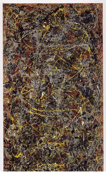 Jackson Pollock – <em>Número 5</em>, 1948 - 238 milhões de reais - Comprador desconhecido. O comprador não foi confirmado, mas rumores indicam que o mexicano David Martinez desembolsou 238 milhões de reais para adquirir o quadro <em>Número 5</em>, do impressionista abstrato norte-americano Jackson Pollock. David Geffen era o proprietário.