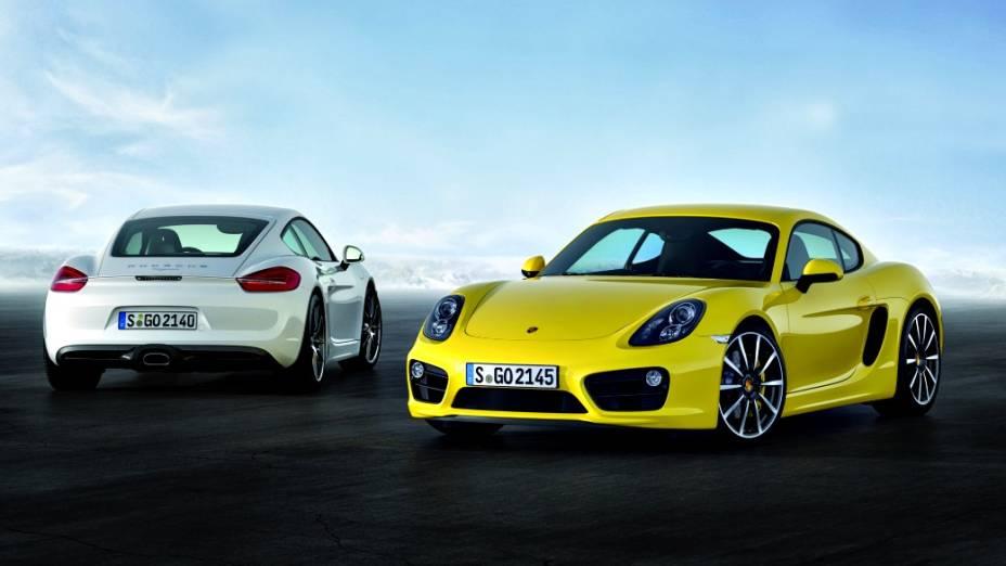 Porsche Cayman S e Porsche Cayman