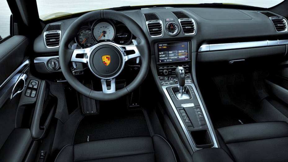 Novo Porsche Cayman S 2013